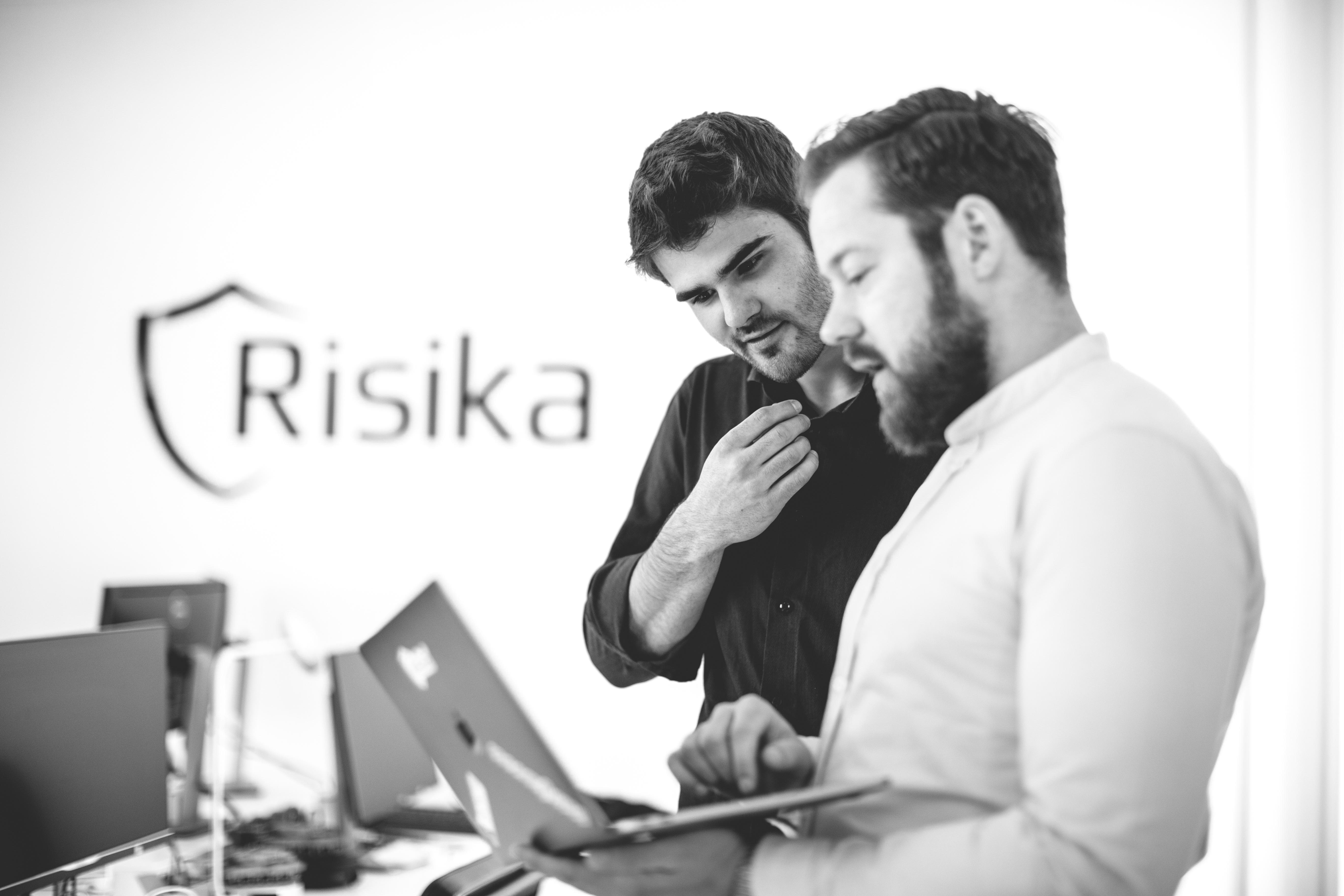 Optimering af kundeflow Risika